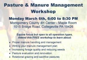 2017 Pasture Management Workshop
