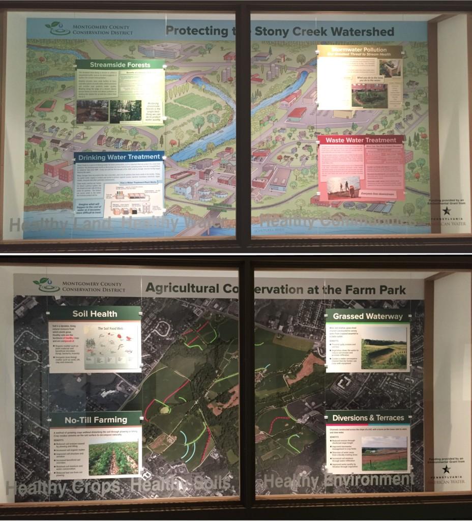 MCCD Displays