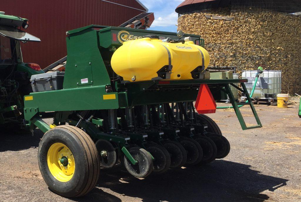 Montgomery County CD: Rental Equipment & No-Till Planting